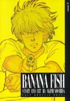 Banana fish vol 1