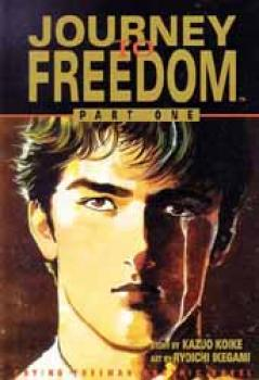 Crying freeman vol 6 Journey to freedom vol 1