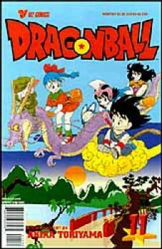 Dragonball part 1: 11