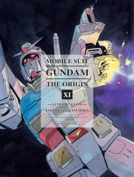 Mobile Suit Gundam Origin vol 11 - Cosmic glow GN