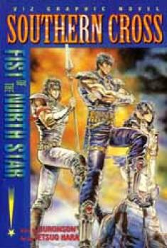 Fist of the northstar vol 3 Southern cross