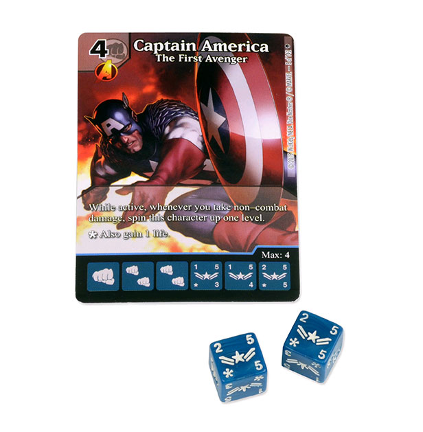 Marvel Dice Master Age of Ultron Gravity Feed