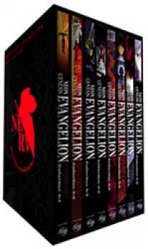 Neon genesis evangelion Perfect collection DVD box set