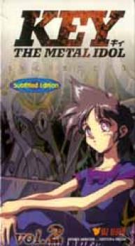 Key the metal idol vol 2 Subtitled NTSC