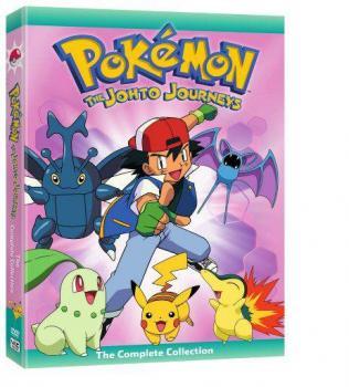 Pokemon Season 03 -Johto Journeys Collection DVD Box Set
