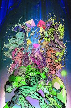GREEN LANTERN THE LOST ARMY #6