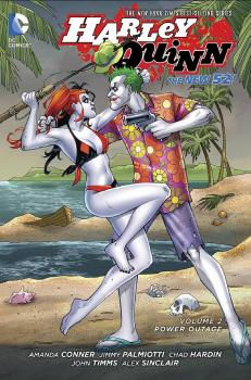 HARLEY QUINN VOL. 02: POWER OUTAGE (TRADE PAPERBACK)