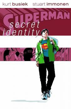 SUPERMAN SECRET IDENTITY DLX ED HC