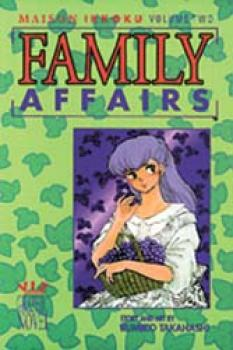 Maison ikkoku vol 02 Family affairs TP