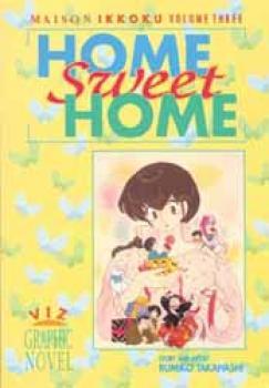Maison ikkoku vol 03 Home sweet home TP