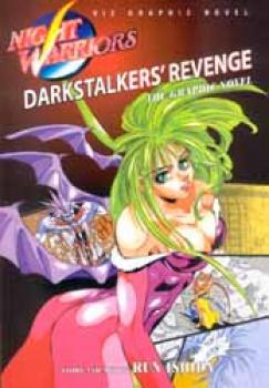 Night warriors Darkstalkers revenge graphic novel
