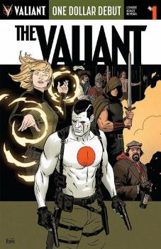 THE VALIANT #1 (OF 4) ONE DOLLAR DEBUT ED