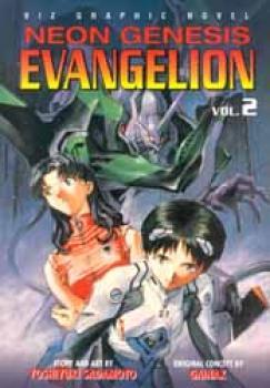 Neon genesis evangelion book 2