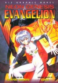 Neon genesis evangelion book 3