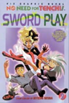 No need for Tenchi vol 2 Sword play