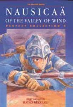 Nausicaa of the valley wind perfect collection 3