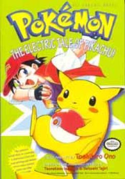 Pokemon vol 1 The electric tale of Pikachu