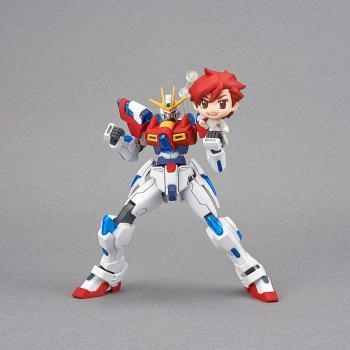 Gundam Build Fighters Try Small Trading Figures -Petit Chara! Ver. G (Random)