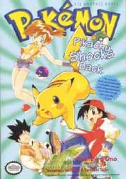 Pokemon vol 2 Pikachu shocks back GN
