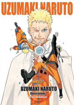 Uzumaki Naruto Illustration book 03 SC