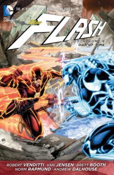 FLASH VOL. 06: OUT OF TIME (TRADE PAPERBACK)