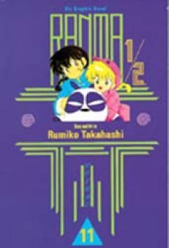Ranma 1/2 vol 11