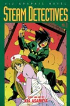 Steam detectives vol 1 TP