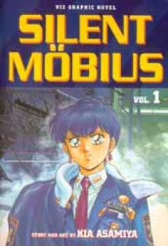 Silent mobius vol 1