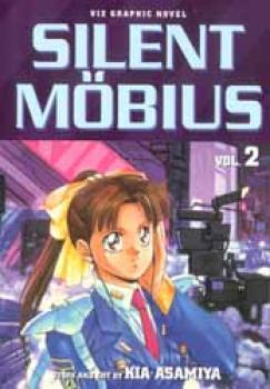 Silent mobius vol 2