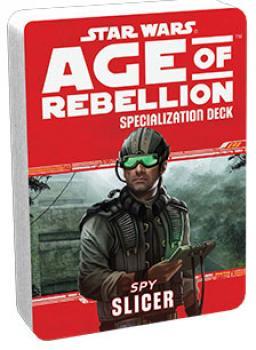 Star Wars Age of Rebellion RPG Specialization Deck - Slicer