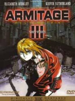Armitage III Polymatrix DVD