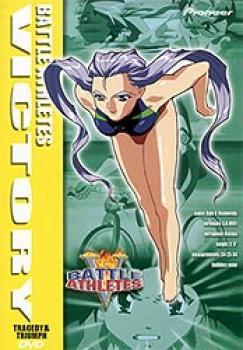 Battle Athletes Victory vol 03 DVD