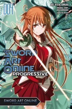 Sword Art Online Progressive vol 04 GN