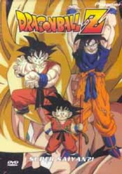 Dragonball Z 17 Super Saiyan DVD