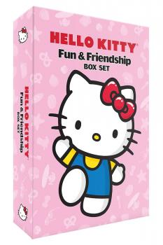 Hello Kitty Manga Box Set (vol 1-6)