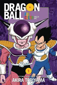 Dragon Ball Full Color Freeza Arc vol 01 GN