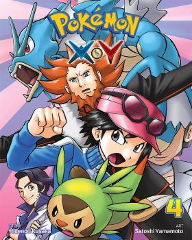 Pokemon XY vol 04 GN