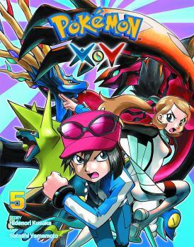 Pokemon XY vol 05 GN
