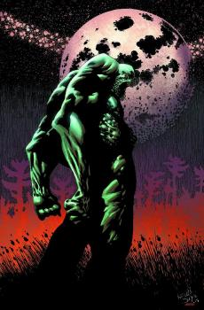 SWAMP THING #1 (OF 6)