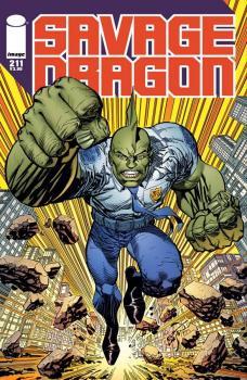 SAVAGE DRAGON #211