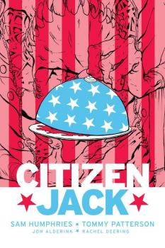 CITIZEN JACK #3 CVR A PATTERSON & TODD (MR)
