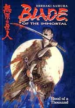 Blade of the immortal vol 01 Blood of a thousand GN