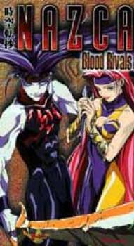 Nazca vol 2 Blood rivals DVD