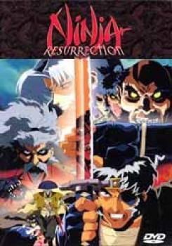 Ninja Ressurection DVD