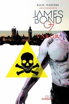 JAMES BOND #3 CVR A REARDON