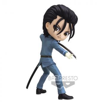 Rurouni Kenshin Q Posket Mini Figure - Hajime Saito Ver. A