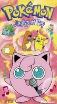 Pokemon vol 14 Jigglypuff pop DVD