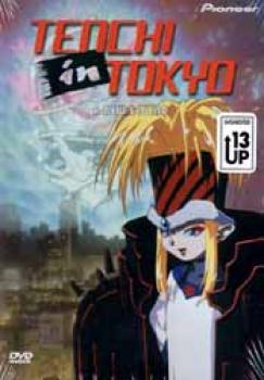 Tenchi in Tokyo vol 3 A new legend DVD