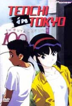 Tenchi in Tokyo vol 5 A new love DVD