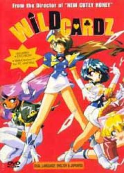 Wild cardz DVD